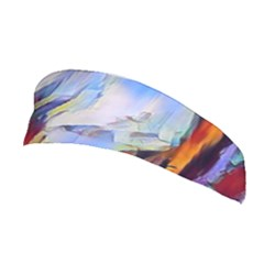 Abstract Tunnel Stretchable Headband