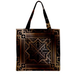 Art Nouveau Grocery Tote Bag