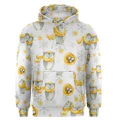 Winter Pattern 6 Men s Pullover Hoodie