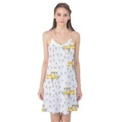 Winter Pattern 7 Camis Nightgown