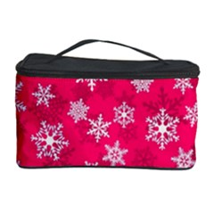 Winter Pattern 13 Cosmetic Storage Case