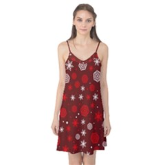Winter Pattern 14 Camis Nightgown