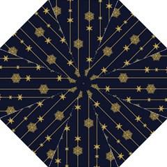 Winter Pattern 15 Hook Handle Umbrellas (medium)