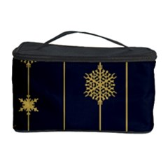 Winter Pattern 15 Cosmetic Storage Case