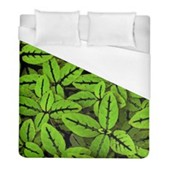 Nature Print Pattern Duvet Cover (full/ Double Size)