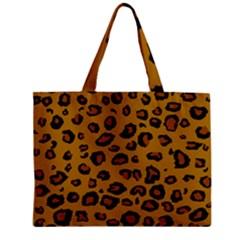 Classic Leopard Mini Tote Bag