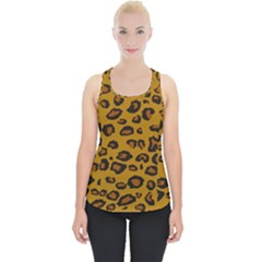 Classic Leopard Piece Up Tank Top