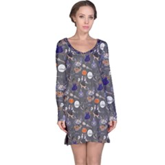 Chubboween Long Sleeve Nightdress