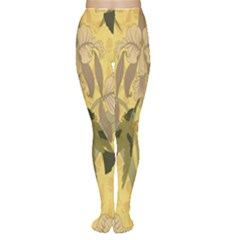 Art Nouveau Women s Tights