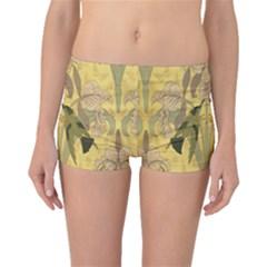 Art Nouveau Boyleg Bikini Bottoms