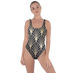 Art Deco Bring Sexy Back Swimsuit