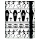 Halloween pattern Apple iPad Mini Flip Case View2