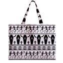Halloween pattern Zipper Mini Tote Bag View2