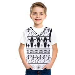 Halloween Pattern Kids  Sportswear