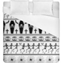 Halloween pattern Duvet Cover (King Size) View1