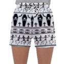 Halloween pattern Sleepwear Shorts View1