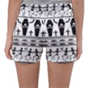 Halloween pattern Sleepwear Shorts View2