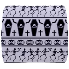 Halloween Pattern Back Support Cushion