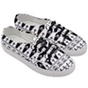 Halloween pattern Women s Classic Low Top Sneakers View3