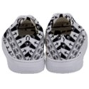Halloween pattern Kids  Classic Low Top Sneakers View4