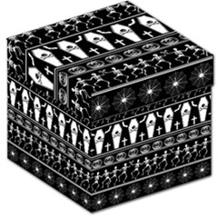 Halloween Pattern Storage Stool 12