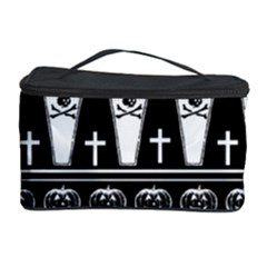 Halloween Pattern Cosmetic Storage Case