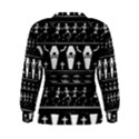 Halloween pattern Women s Sweatshirt View2