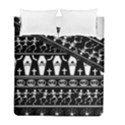 Halloween pattern Duvet Cover Double Side (Full/ Double Size) View1