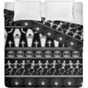 Halloween pattern Duvet Cover Double Side (King Size) View1