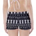 Halloween pattern Boyleg Bikini Wrap Bottoms View2