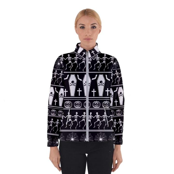 Halloween pattern Winterwear