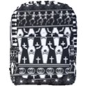 Halloween pattern Full Print Backpack View1