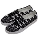 Halloween pattern Men s Classic Low Top Sneakers View2