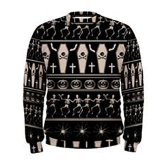 Halloween Pattern Men s Sweatshirt