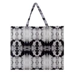 Hudson 0911007023 Zipper Large Tote Bag