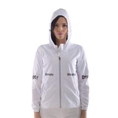 Rossmore 0811001009 Hooded Wind Breaker (women)