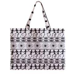 Halloween Pattern Mini Tote Bag