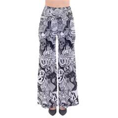 Halloween Pattern Pants
