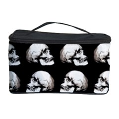 Halloween Skull Pattern Cosmetic Storage Case