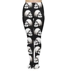 Halloween Skull Pattern Women s Tights