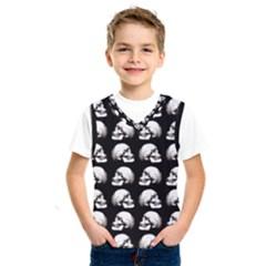 Halloween Skull Pattern Kids  Sportswear