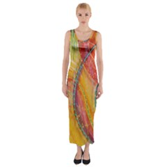Img 5782 Fitted Maxi Dress