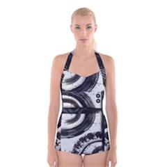 Img 6270 Copy Boyleg Halter Swimsuit