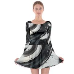 Img 6270 Copy Long Sleeve Skater Dress