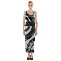 Img 6270 Copy Fitted Maxi Dress