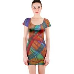 Img 5798 Short Sleeve Bodycon Dress