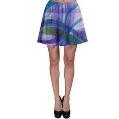 Construct Skater Skirt