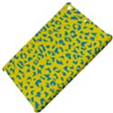 Blue Yellow Space Galaxy Apple iPad Mini Hardshell Case View4