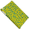 Blue Yellow Space Galaxy Apple iPad Mini Hardshell Case View5