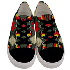 Exile Planet Men s Low Top Canvas Sneakers